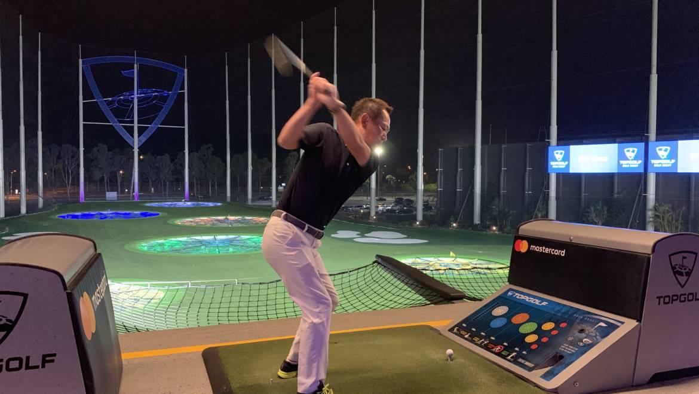 Top Golfトップゴルフを経験